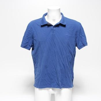 Pánské pólo tričko s.Oliver modré XXL