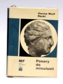 Kniha Hanns-Wolf Rackl: Ponory do minulosti