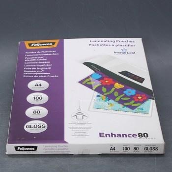 Laminovací fólie Fellowes CRC 53061 Enhance 80 A4