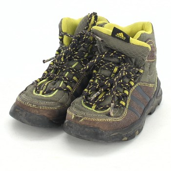 Dětské outdoorové boty Adidas 689cc01e79
