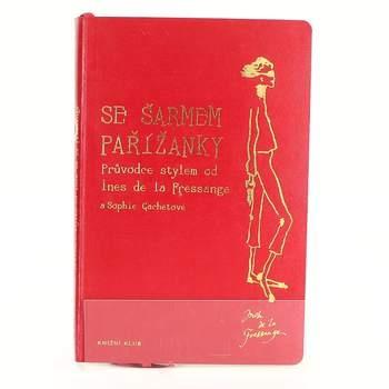 Naučná kniha Se šarmem Pařížanky