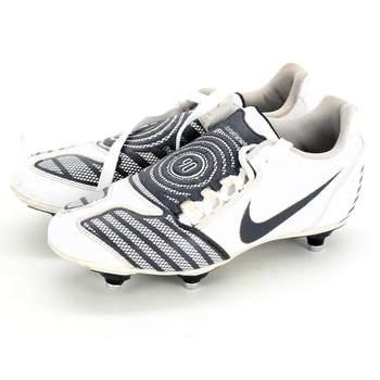 Dětské kopačky Nike Total 90 bílé e7e7b11694