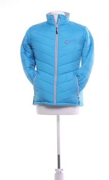Dámská zimní bunda Nebulus LEMAN modrá S