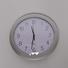 Nástěnné hodiny Hama PG-300 stříbrné