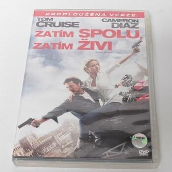 DVD film Zatím spolu, zatím živí