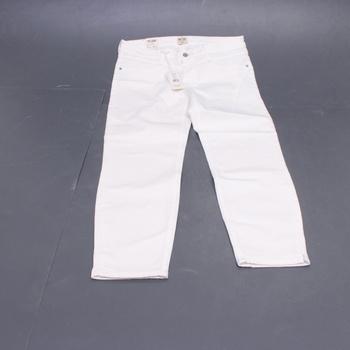 Dámské džíny Mustang bílé