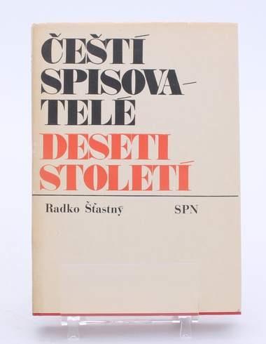 Kniha Čeští spisovatelé deseti století