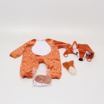 Dětský kostým Ansmann Furry Fox