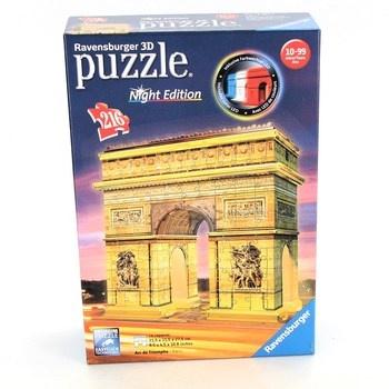 3D puzzle Ravensburger 125227 Night Edition