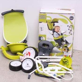 Dětské vozítko Smoby 741100