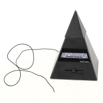 Radiopříjímač Quelle Sound Pyramid