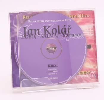 Hudební CD Jan Kolář - Hoboj-Šalmaj-Romance
