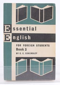 Kniha Essential English for Foreign Students