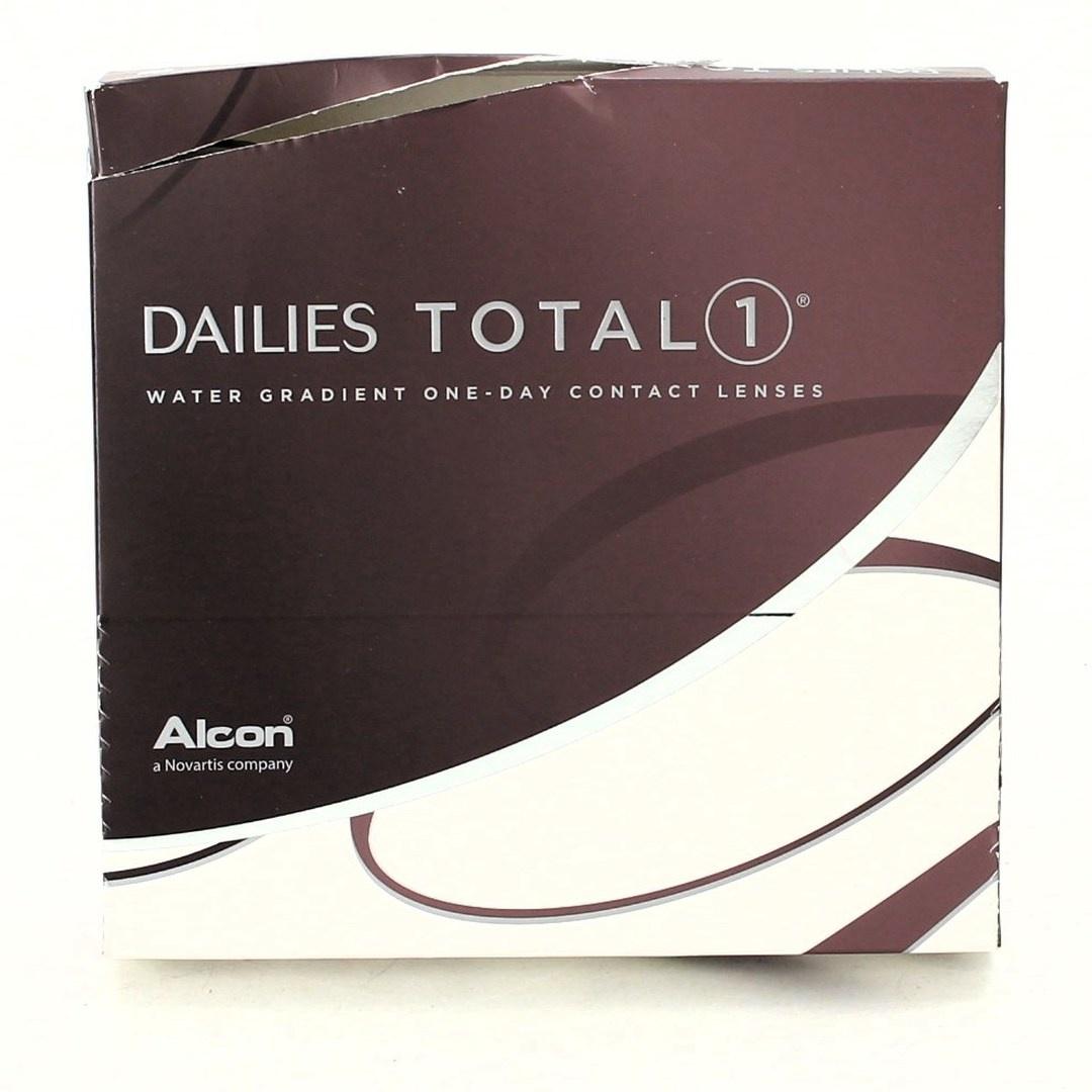 Kontaktní čočky Alcon Dailies TOTAL1