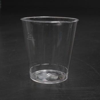 Plastové kelímky Caterpack 00850