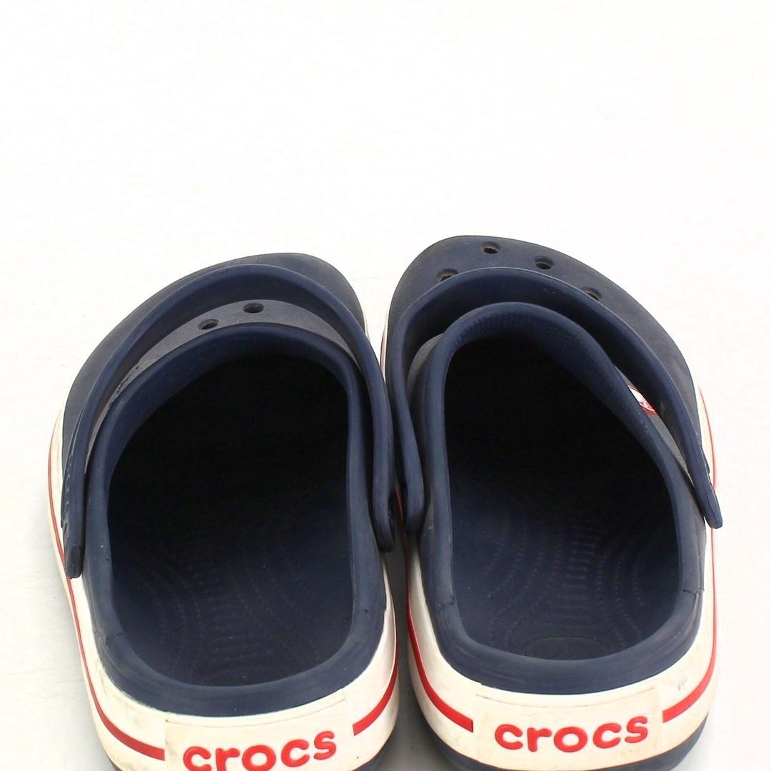 Pánská obuv Crocs tmavě modré