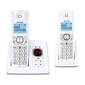 Bezdrátové telefony Alcatel 3700601417081