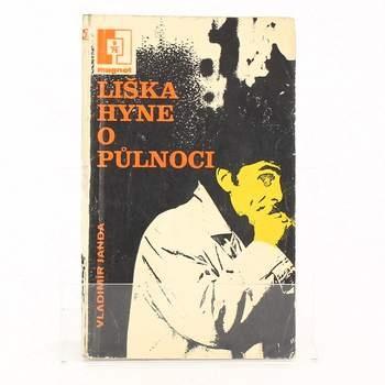 Kniha Liška hyne o půlnoci