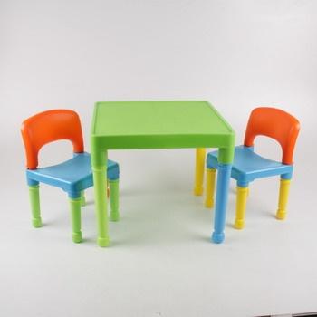 Dětské židle a stůl Liberty House