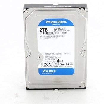 Pevný disk Western Digital WD20EZAZ Blue 2TB