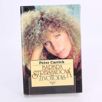Kniha Barbra Streisandová, životopis