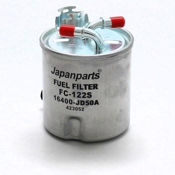 Palivový filtr Japanparts FC-122S