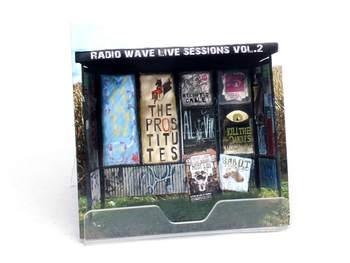 CD Live Sessions vol. 2 Radio wave