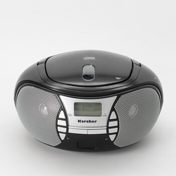 CD-Radio přehrávač Kärcher RR 5025 černé