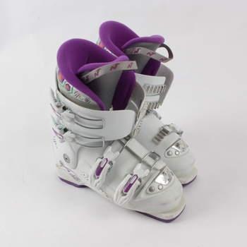 Lyžařské boty Nordica GP TJ bílé