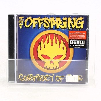 CD The Offspring conspiracy of one