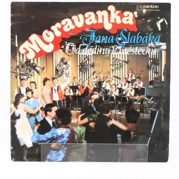 Moravanka Jana Slabáka: Od dědiny k městečku