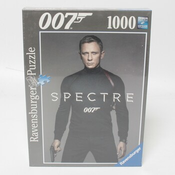 Puzzle Ravensburger James Bond 007 1000 dílů