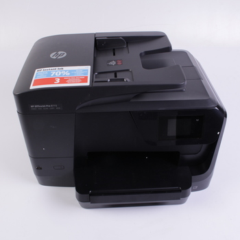 Tiskárna HP OfficeJet Pro 8715 černá