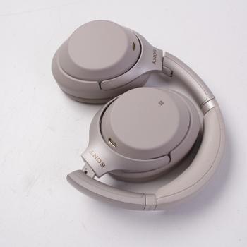 Bezdrátová sluchátka Sony WH-1000X M3