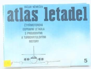 Kniha Václav Němeček: Atlas letadel