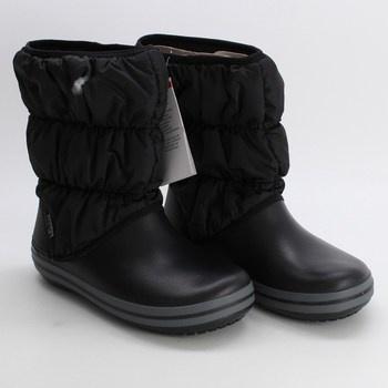 Dámské sněhule Crocs zimní