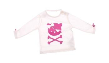 Dívčí tričko Ergee s potiskem