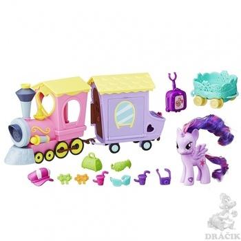 My Little Pony - Express vlak Hasbro