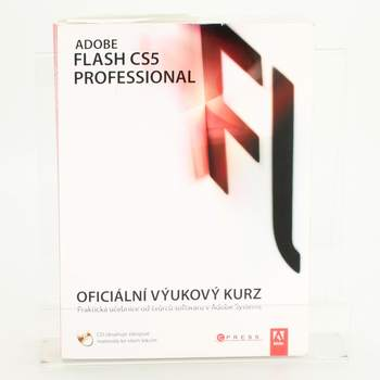 Kniha Adobe Flash CS5 Professional