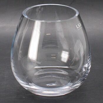 Stolní skleněná váza LSA international 17cm