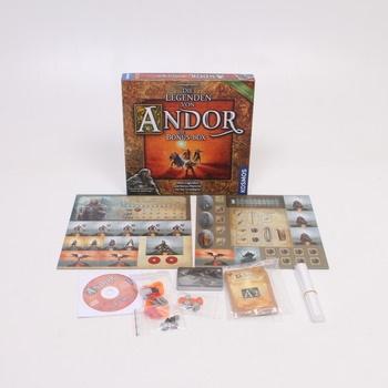 Dětská hra Kosmos 694074 Andor legend