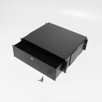 Uzamykatelný box Digitus černý