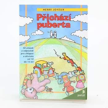 Kniha Přichází puberta