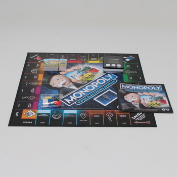 Desková hra Hasbro E8978105 ŠP