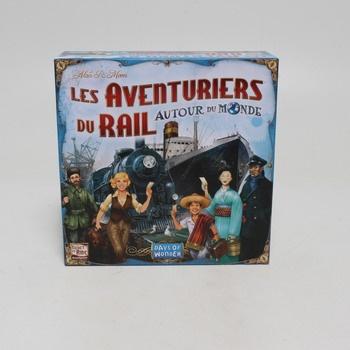 Hra  Les Aventuriers du rail Days of Wonder
