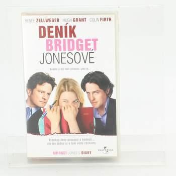 VHS Universal Deník Bridget Jonesové