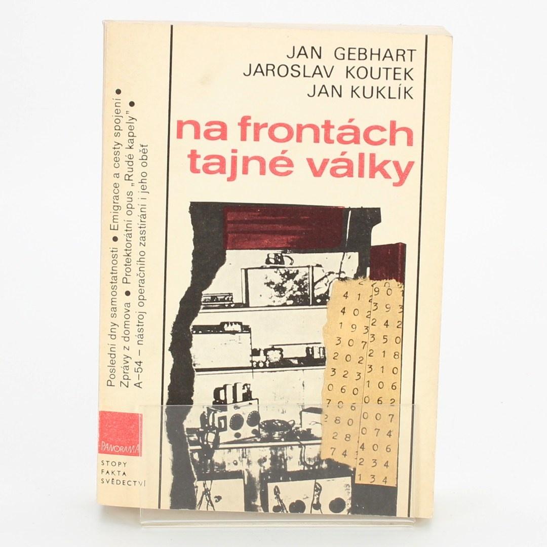 Kniha Na frontách tajné války