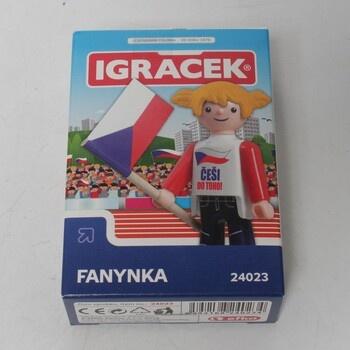 Igráček Efko 24023 Fanynka