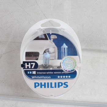 Halogenové žárovky Philips H7 3700K 2 ks