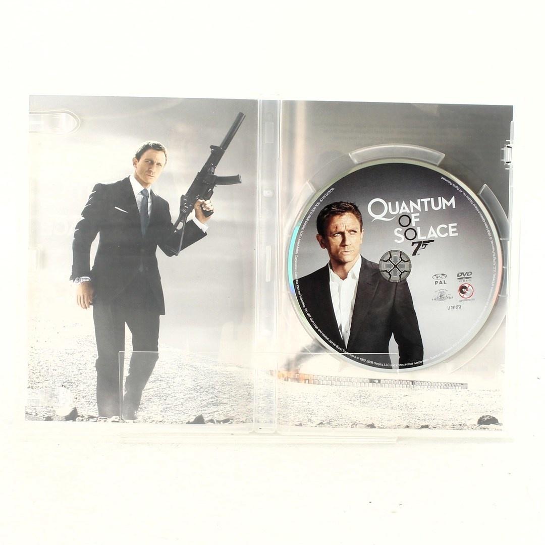 DVD film Quantum of Solace